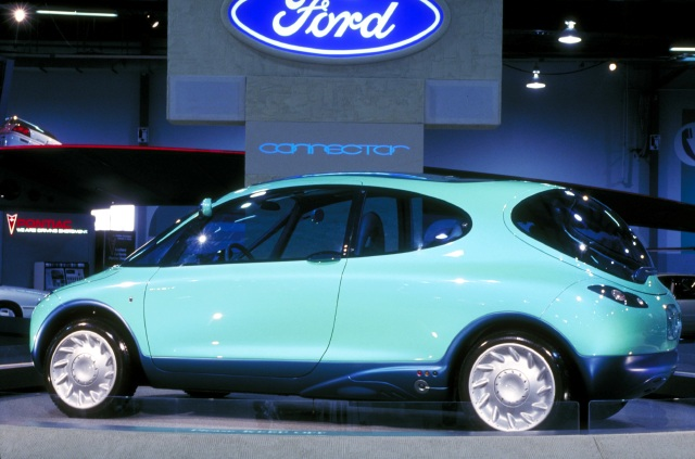 Drive ... : ford ev car - markmcfarlin.com